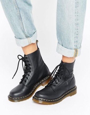 Dr Martens - Pascal - Bottines 8 trous
